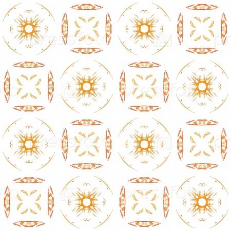 Текстура 3D-рендеринга оранжевый узор