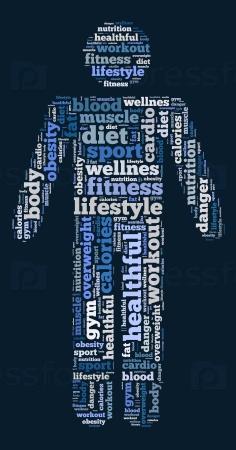 Облако слов жизнь и здоровье
