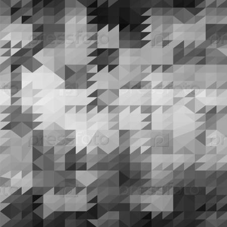 Текстурированный серый фон