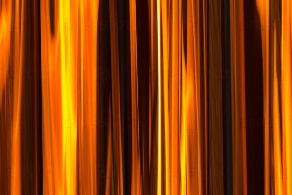 Фон оранжевых и черных полос