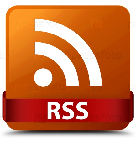 RSS значок