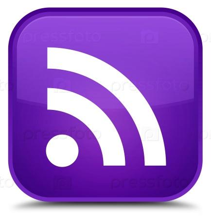 RSS специальный значок