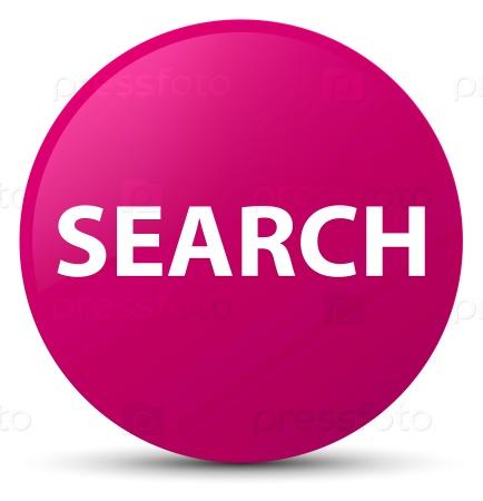 Поиск розовая круглая кнопка