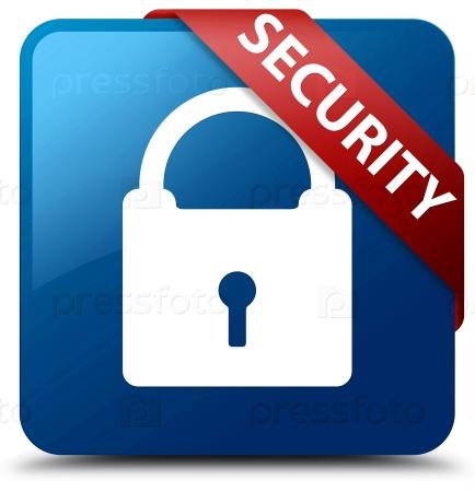 Безопасность (значок замка)