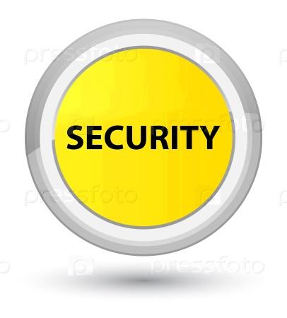 Безопасность желтая кнопка