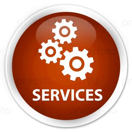 Сервис (значок шестеренки)