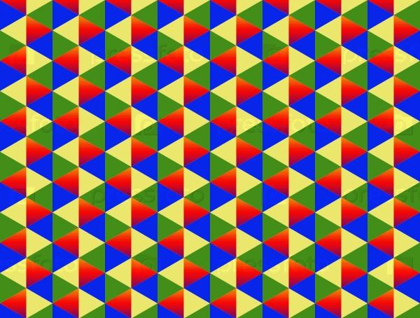 Треугольники фон