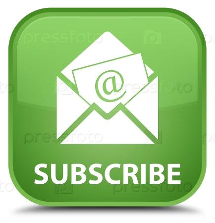 Подписка значок электронной почты
