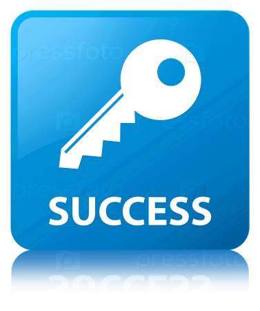 Успех (значок ключа)