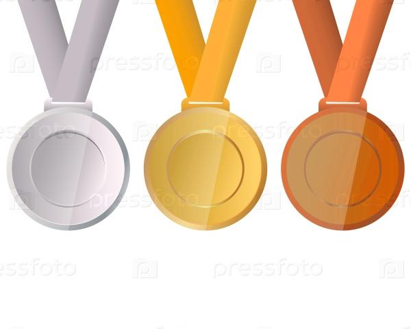 Коллекция медалей для чемпионов