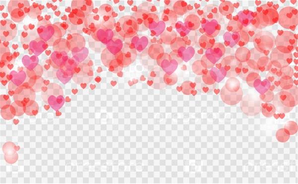 Фон на День Валентина