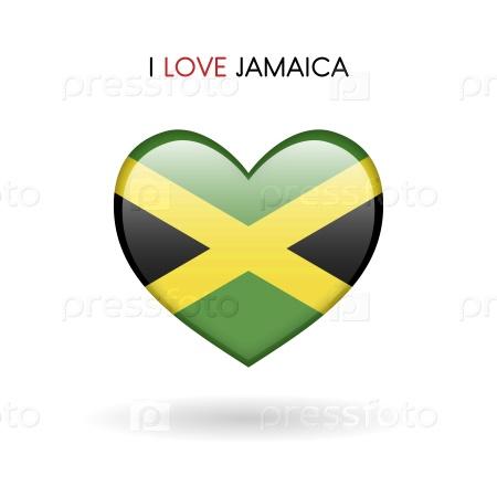 Я люблю Ямайку