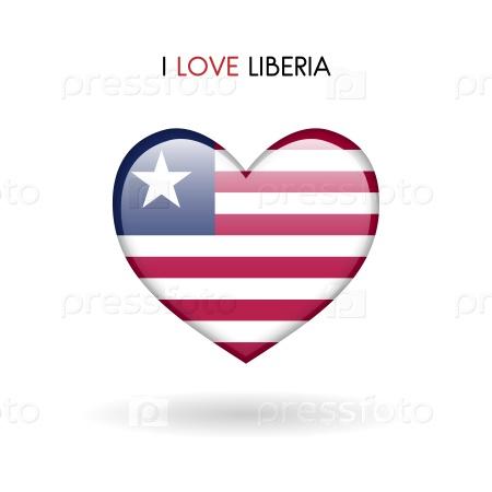 Символ любви к Либерии