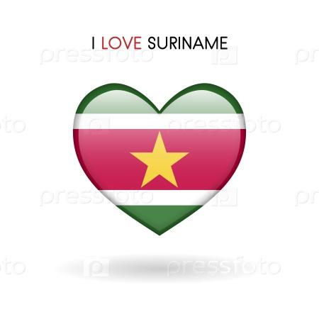 Любовь к Суринаму