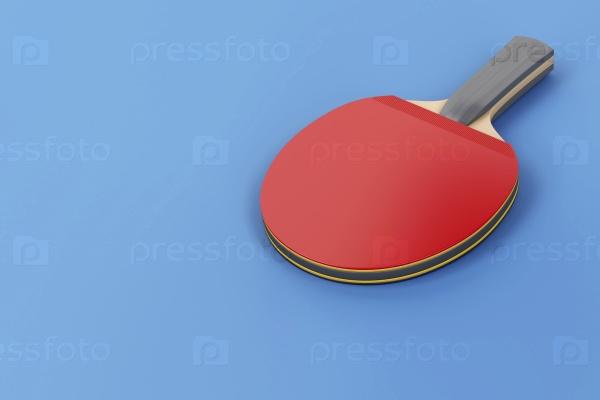 Настольный теннис: ракетка