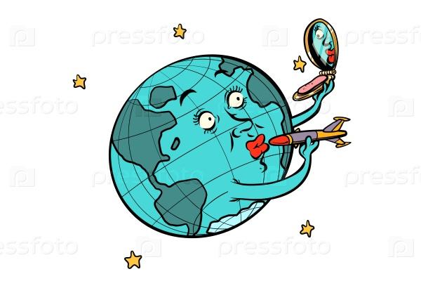 Гламурная Земля