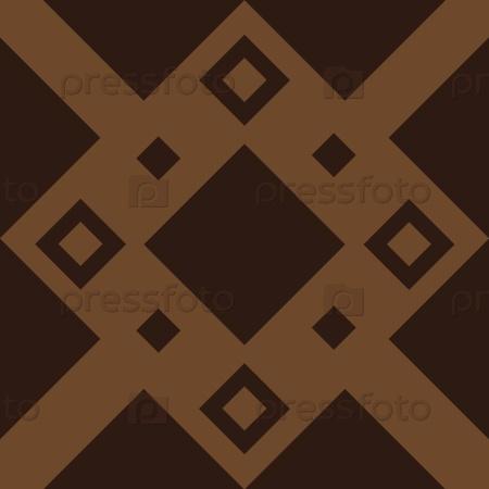 Бесшовная геометрическая текстура