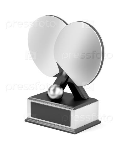 Теннисный трофей