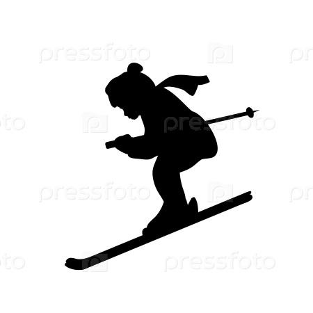 Зимний лыжный спорт