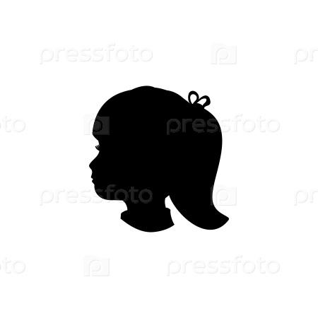 Лицо девочки