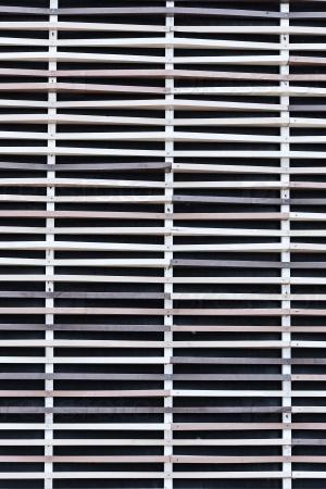 Деревянный фон решетки