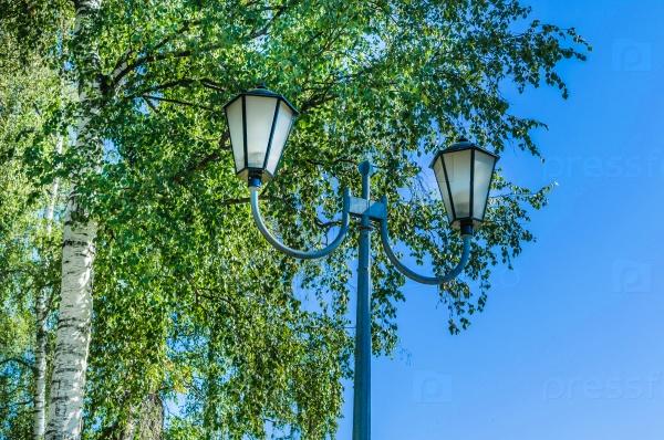 Двойная лампа