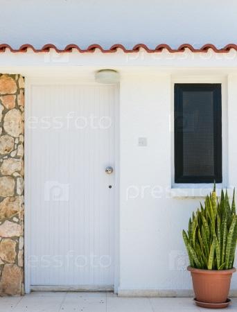 Дом на острове Кипр