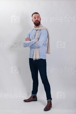 Весенняя мода для современного человека
