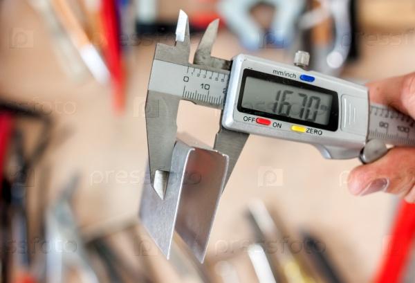 Измерение детали