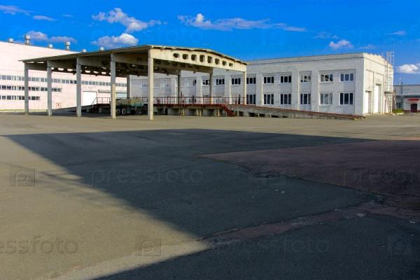 Точка захоронения радиоактивных отходов на Чернобыльской АЭС