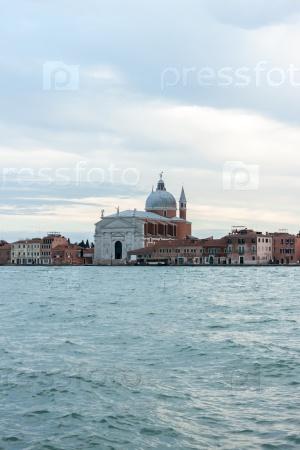 Красивый город Венеция