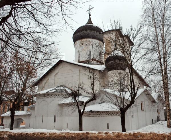 Церковь Николая Чудотворца. Псков