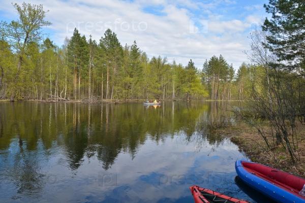 Путешествие по реке национального парка