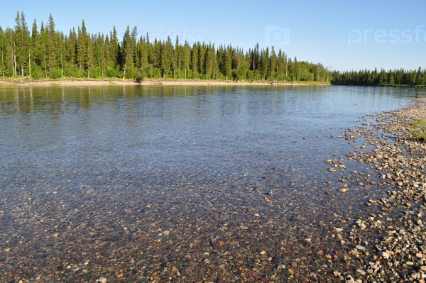 Побережье Северной реки