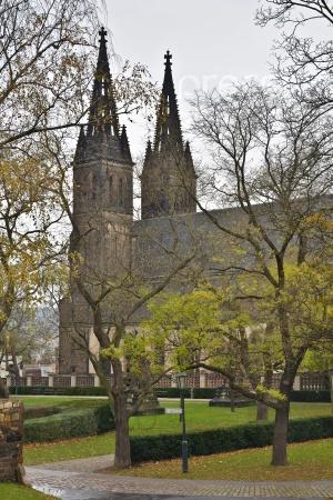 Базилика Святых Петра и Павла в Вышеграде, Прага