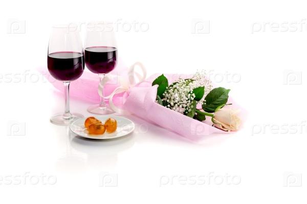 Розы, вино и кумкват