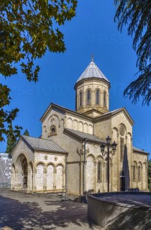Кашветите Церковь, Тбилиси, Грузия