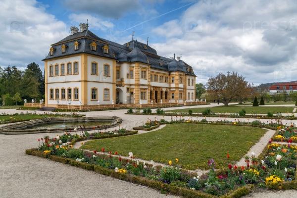 Файтсхеххайм дворец, Германия
