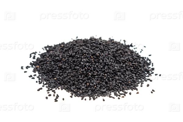 Куча семян сативы