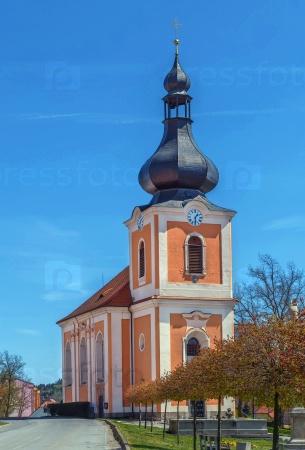 Церковь Св. Якова, Кладрубы, Чешская Республика