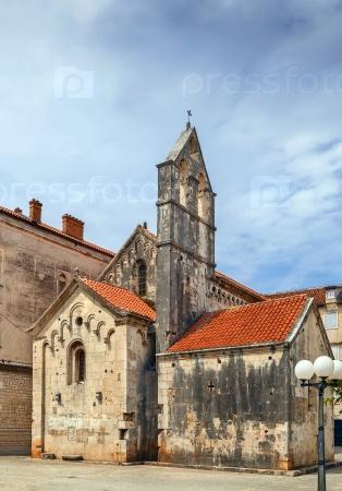 Церковь Иоанна Предтечи в Трогире