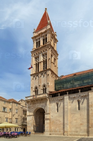 Трогир собор, Хорватия