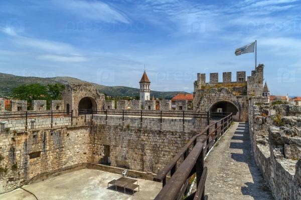 Замок Камерленго, Трогир, Хорватия