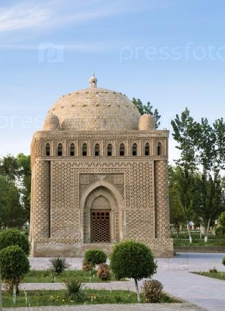 Исмаилский Мавзолей Саманидов в Бухаре, Узбекистан