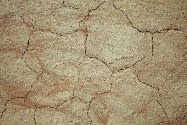 Трещины земли фон