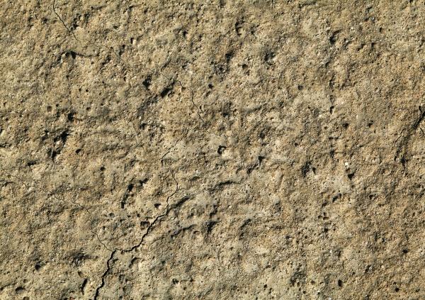Сухие текстуры глины