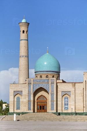 Тилля-Шейх мечеть, Ташкент, Узбекистан