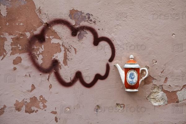Чайник в стене, Вильнюс