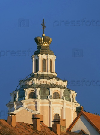 Санкт-Казимир церковь в Вильнюсе