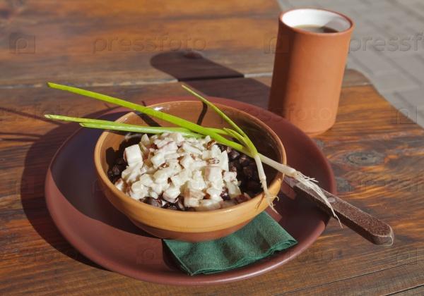 Национальная латвийская еда